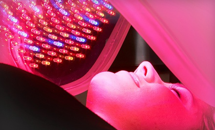 led light therapy skin care